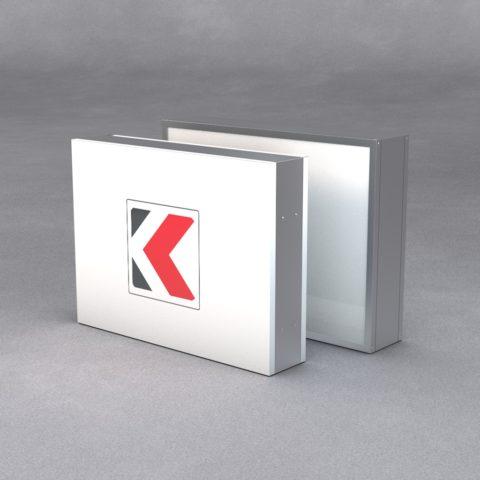 Leuchtkasten-Kategorie-Konstrukta